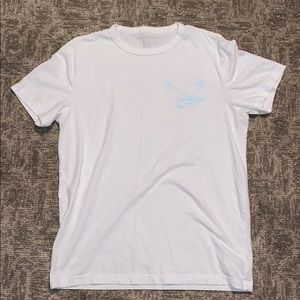 Men's American Eagle Graphic Tee Reflective